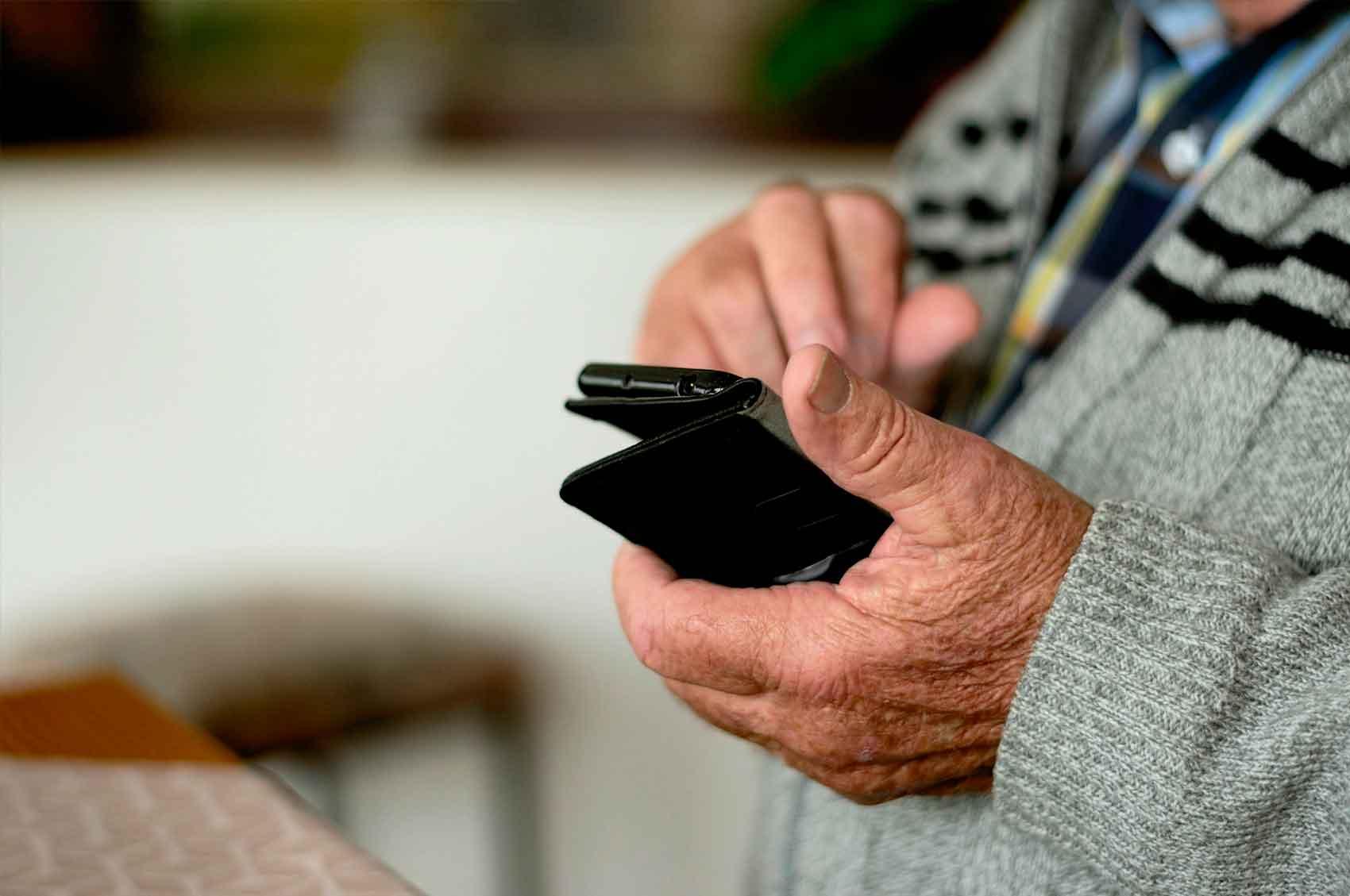 Enabling Seniors Through Tablets & Apps